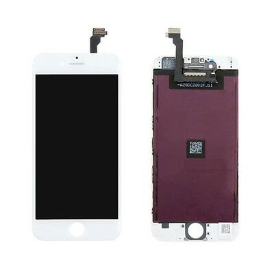 LCD Display and Touch Screen Digitizer Assembly For iphone 5S white with tools
