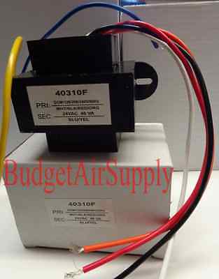 Universal 24 volt Foot Mount Transformer 120/208/240 40 VA 60Hz 40310F HVAC