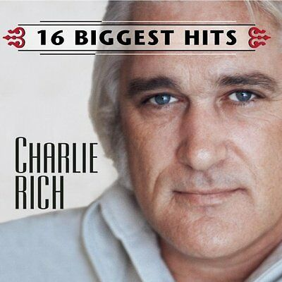 Charlie Rich - 16 Biggest Hits [New CD]