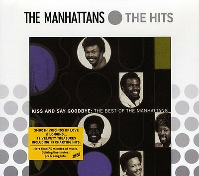 The Manhattans - Best of: Kiss & Say Goodbye [New CD]