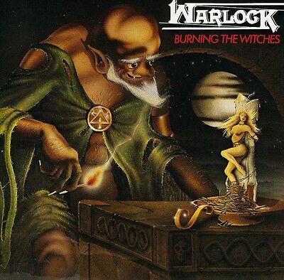 Warlock - Burning the Witches [New CD]