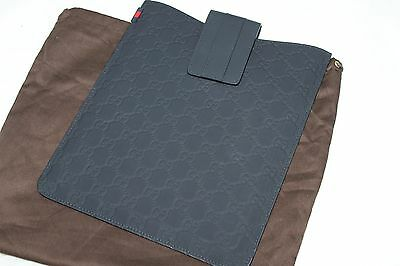 2ac5fa06955 NWT GUCCI LEATHER Tablet iPad ENVELOPE CASE SLEEVE Clutch Bag ...