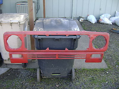 International Scout II  Front clip 1979