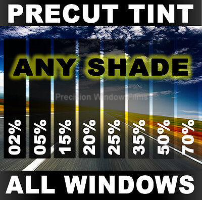 Mercedes C Class 4dr 03-07 PreCut Tint Kit -Any Shade