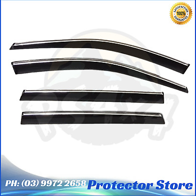 Superior Weathershields for Subaru Outback 2009-2014 Window Visors Weather Shie