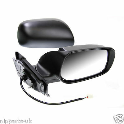 Toyota Yaris 2006-2013 Electric Door Wing Mirror Rh Right O/s Off Side Driver