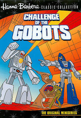 Hanna-Barbera Classic Collection: Challenge of the Gobots - The Original...
