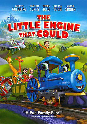 The Little Engine That Could (DVD, 2011)