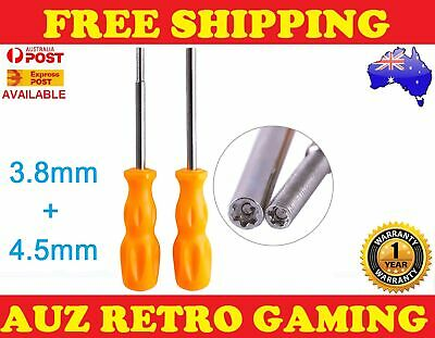 3.8mm + 4.5mm GAMEBIT Game Bit Tools For SNES N64 NES Sega Gameboy Console Games