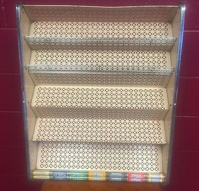 Vintage LIFESAVERS COUNTERTOP DISPLAY RACK 1960's Candy Case