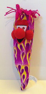 Collectable CIRCUS CIRCUS Las Vegas/Reno Fiery Hot Pink Red Carrot Plush Doll