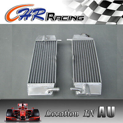New For Yamaha Yz250F 2001-2005 / Wr250F 2001-2006 03 04 05 Aluminum Radiator