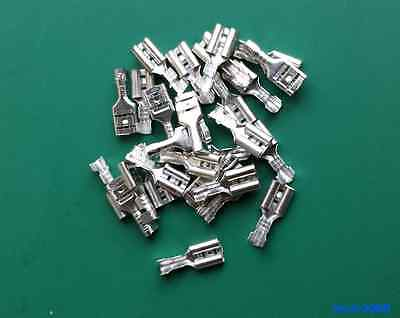 20x Terminal Faston Hembra 2,8 - 2.8 mm - FEMALE CRIMP TERMINAL
