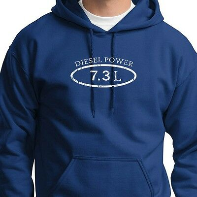 Diesel Power 7.3L Truck Ford Dodge T-shirt Funny Engine Stroke Hoodie Sweatshirt