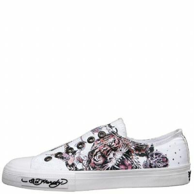 ED HARDY KIDS GIRLS LOWRISE RHINESTONE SNEAKERS SHOES MULTIPLE SIZES