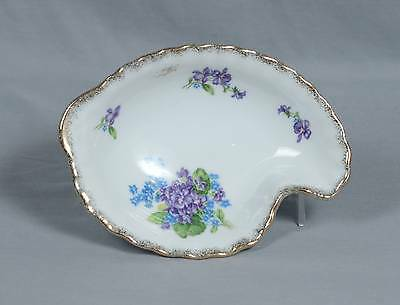 Lefton China Hand Painted Spring Bouquet # 4591 Bowl
