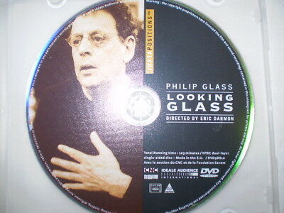 LOOKING GLASS - Philip Glass  {DVD}