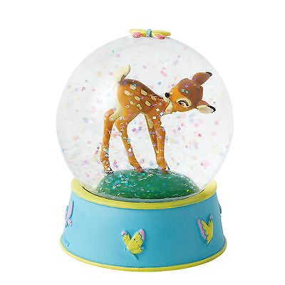 Enchanting Disney Collection A27026 Curious and Playful Bambi Waterball
