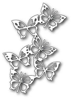 Memory Box Craft Die Fairyland Butterflies 99078