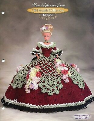 Christina, Annie's Glorious Gowns Old South Collection crochet patterns