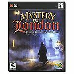 Mystery in London: On the Trail of Jack The Ripper  (PC, 2009) NEW Sealed