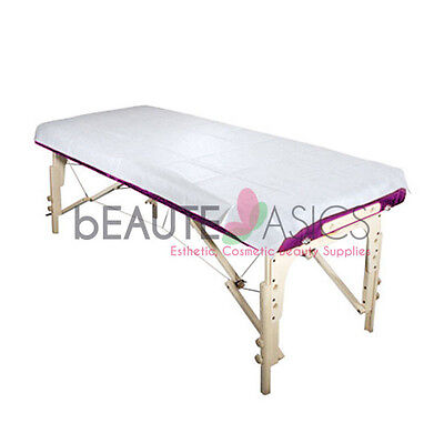 "100 Pcs 40""x72"" Disposable Massage Bed Cover Sheets- BD1202 x10"