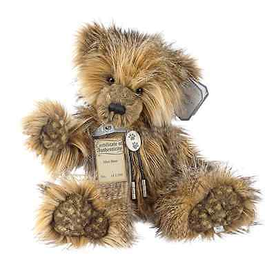 """Silver Tag Bears Collectable 4 Limited Edition Bears by Suki - Max Bear 18.5"""""""