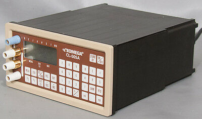 Omega CL-505A Precision RTD/Thermocouple/mA/mV/Ohm Calibrator/Simulator