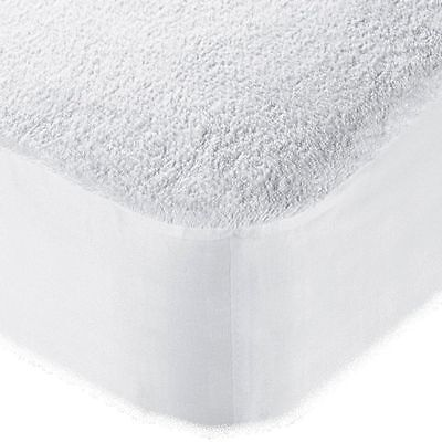 Waterproof Terry Mattress Protector, Extra Deep Fitted Mattress Protector's