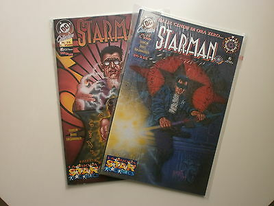 STARMAN Miniserie Completa DC COLLECTION N°15-16 Play Press