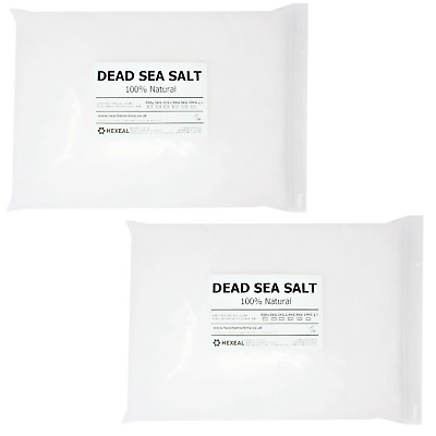 DEAD SEA SALT | 10KG BAG | 100% Natural | FCC Food Grade