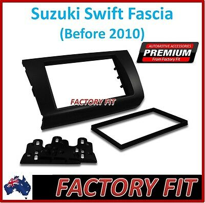 Suzuki Swift 2005-2010 Facia Double Din Fascia GPS Install Kit Stereo Replacemen