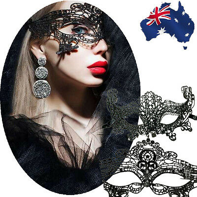 Lady Lace Mask Masquarade Queen Fox Party Ball Fancy Eyes Masks JMASK79