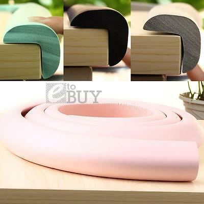 Babies Kids Sicherheit Safety Table Corner Edge Guard Cushion Protector Strip