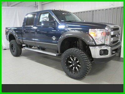 """Ford : F-250 Lariat 6"""" suspension lift 20"""" wheels 2015 ford f 250 lariat 4 x 4 6.7 l diesel automatic 6 suspension lift 20 wheels"""