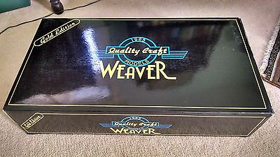 Weaver Gold Edition Baltimore & Ohio EMD E-8 AA Diesels Set O SCALE EX+ OB NR