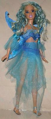 Water Elemental Faerie Fairy~OOAK Barbie Doll Repaint