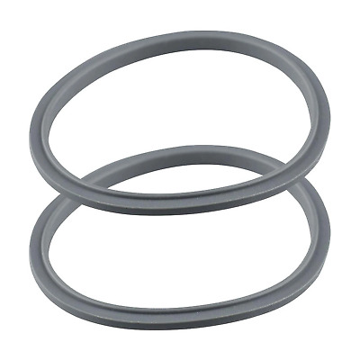 2 NUTRIBULLET GASKET SEAL Seals Grey Ring For 900 Pro 900W & Most 600W 600 blade