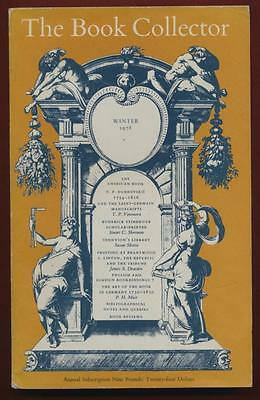 The Book Collector. English & Foreign Bookbindings. Art German Books.   b7.162