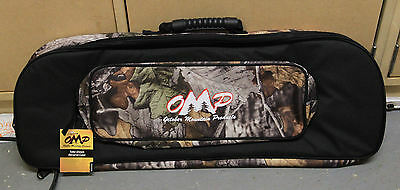 """Omp Takedown Recurve Bow Case, Will Acomodate Bows Up To 66"""", Camo"""