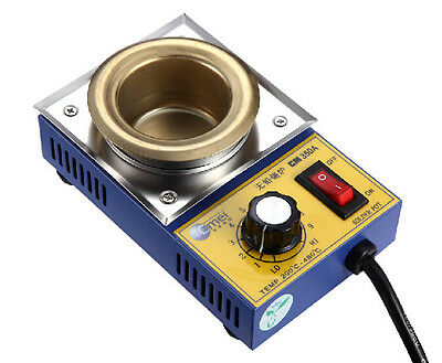 New CM360A LEAD-FREE SOLDERING POT 100W  compact  220v