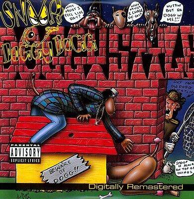 Snoop Dogg, Snoop Doggy Dogg - Doggystyle [New Vinyl] Explicit