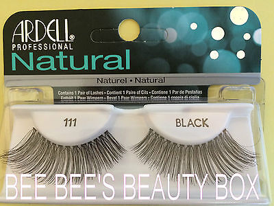 Ardell Natural Lashes  ***111*** Black