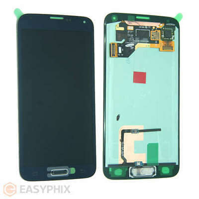 LCD Digitizer Touch Screen Assembly for Samsung Galaxy S5 G900i Black