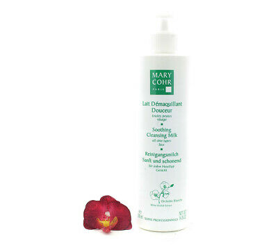 MARY COHR Soothing Cleansing Milk - Lait Demaquillant Douceur 500ml