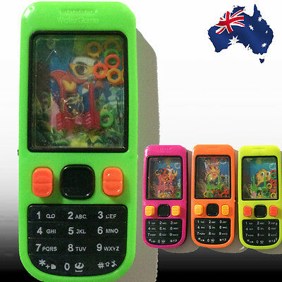 Water Console Game Recreational Machine Lasso Ring Puzzle Play Toy Phone GBLOG07