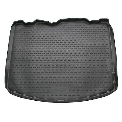 Ford Kuga Mk.2 13-17 Rubber Boot Liner Tailored Fitted Black Floor Mat Protector