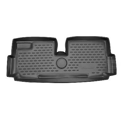 Land Rover Discovery 4 (7 Seater) 09-16 Rubber Boot Liner Fitted Black Floor Mat