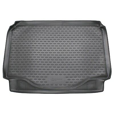 Vauxhall Mokka 12-16 Rubber Boot Liner Tailored Fitted Black Floor Mat Protector