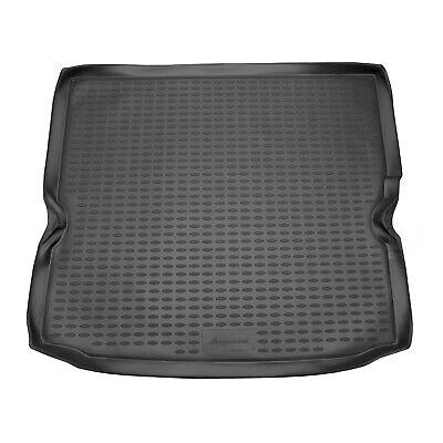 Vauxhall Zafira B 05-14 Rubber Boot Liner Tailored Fitted Black Floor Protector